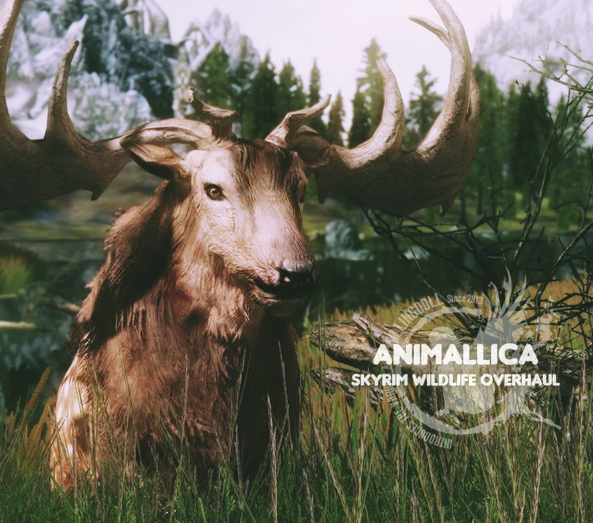 Animallica – Skyrim Wildlife Overhaul