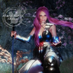 Ayane Ninja Armor