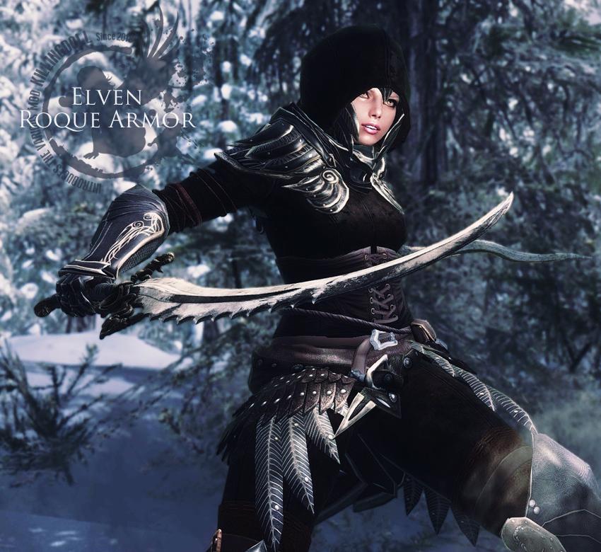 Elven Roque Armor