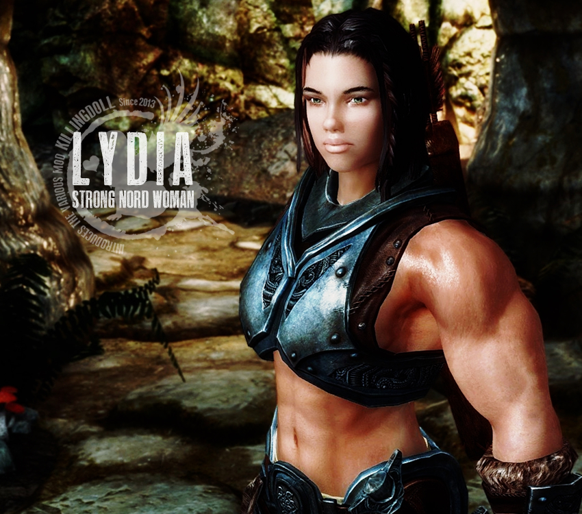Lydia Strong Nord Woman