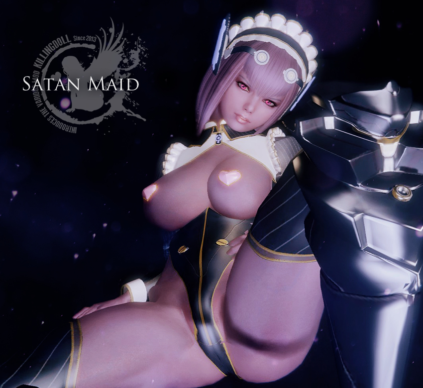 satan-maid