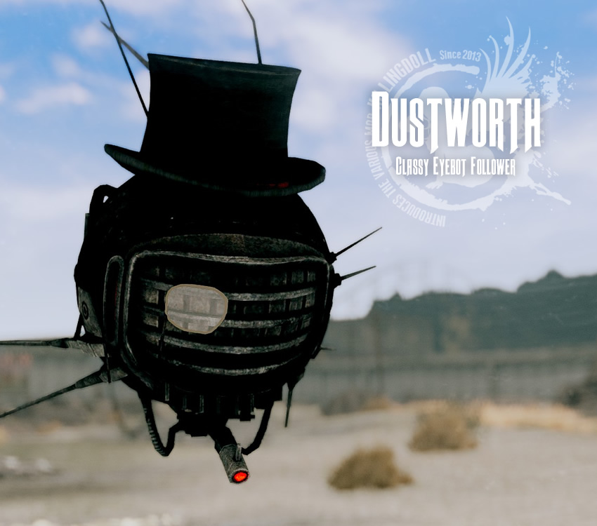 Dustworth – Classy Eyebot Follower