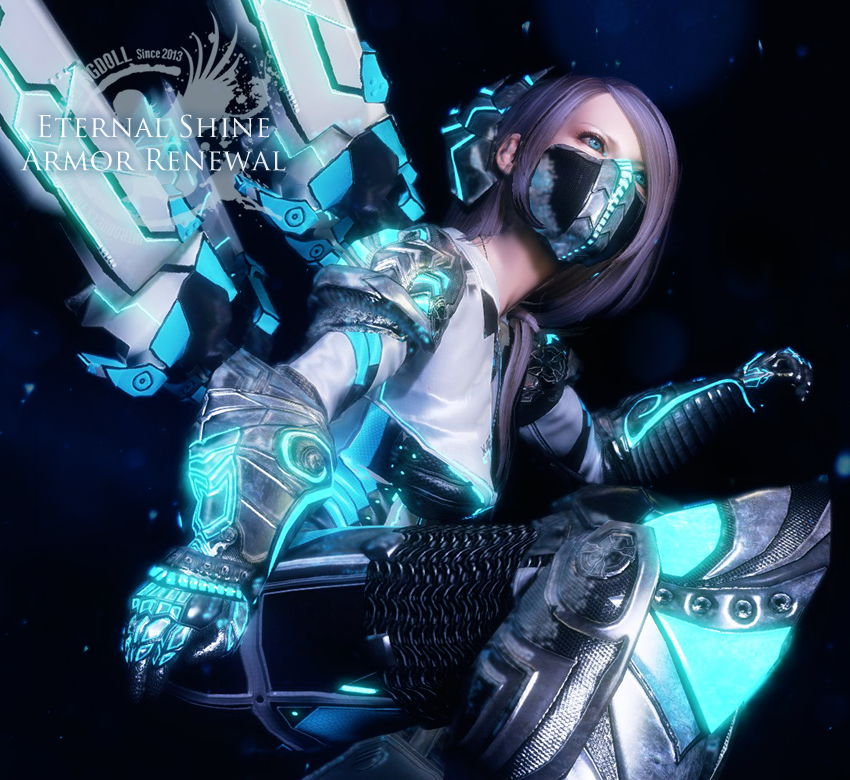 Eternal Shine Armor Renewal