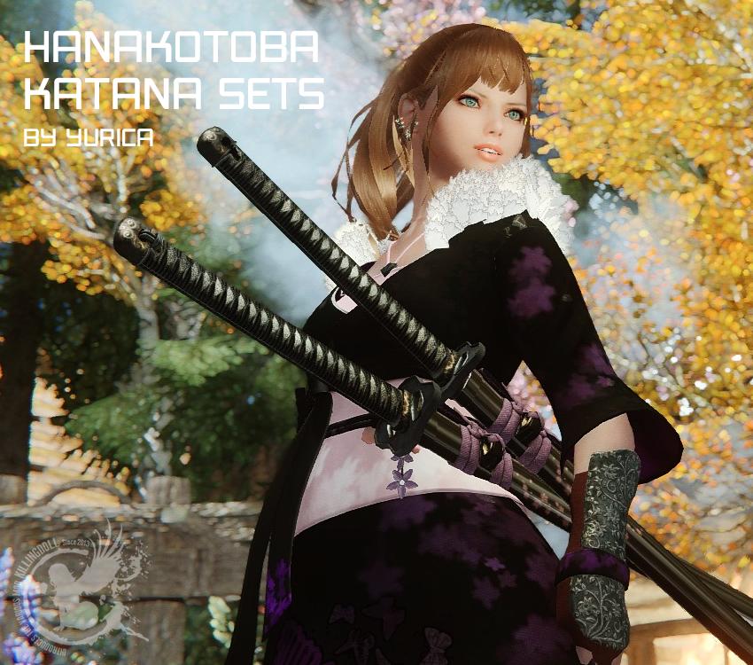 hanakotoba-katana-sets