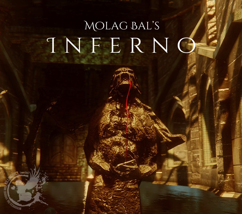 Molag Bal's Inferno