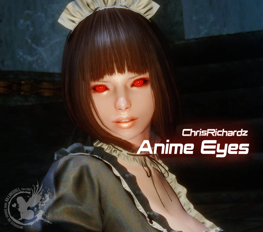 ChrisRichardz Anime Eyes