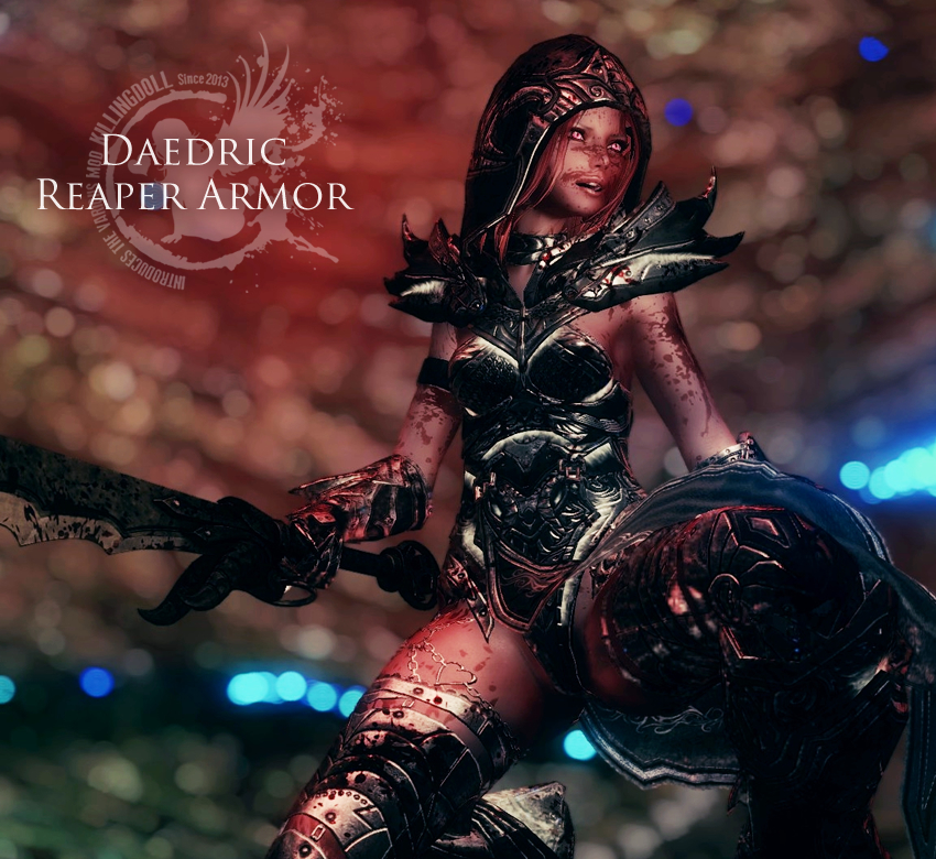 Daedric Reaper Armor