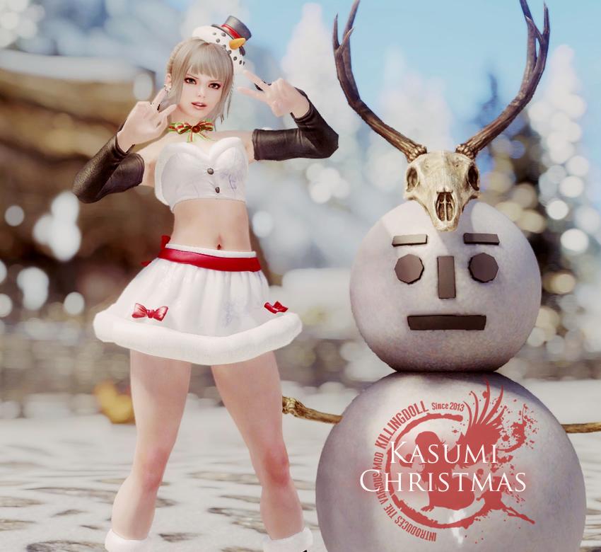 Kasumi Christmas