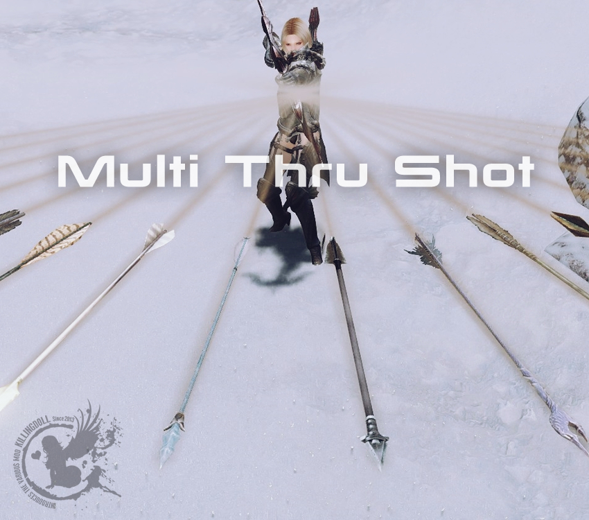 multi-thru-shot