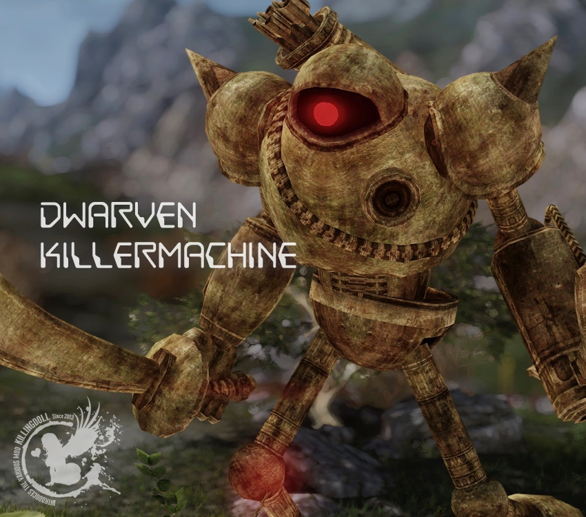 Dwarven Killer Machine