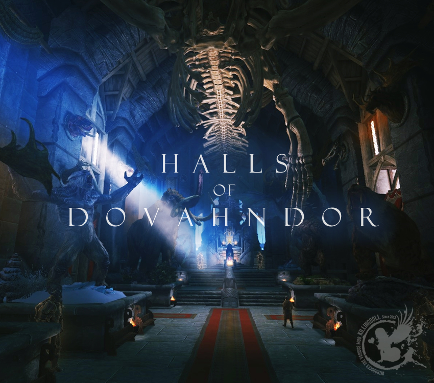 Halls of Dovahndor