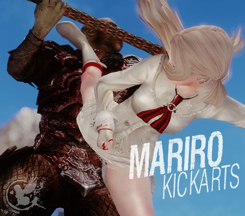MARIRO kickarts