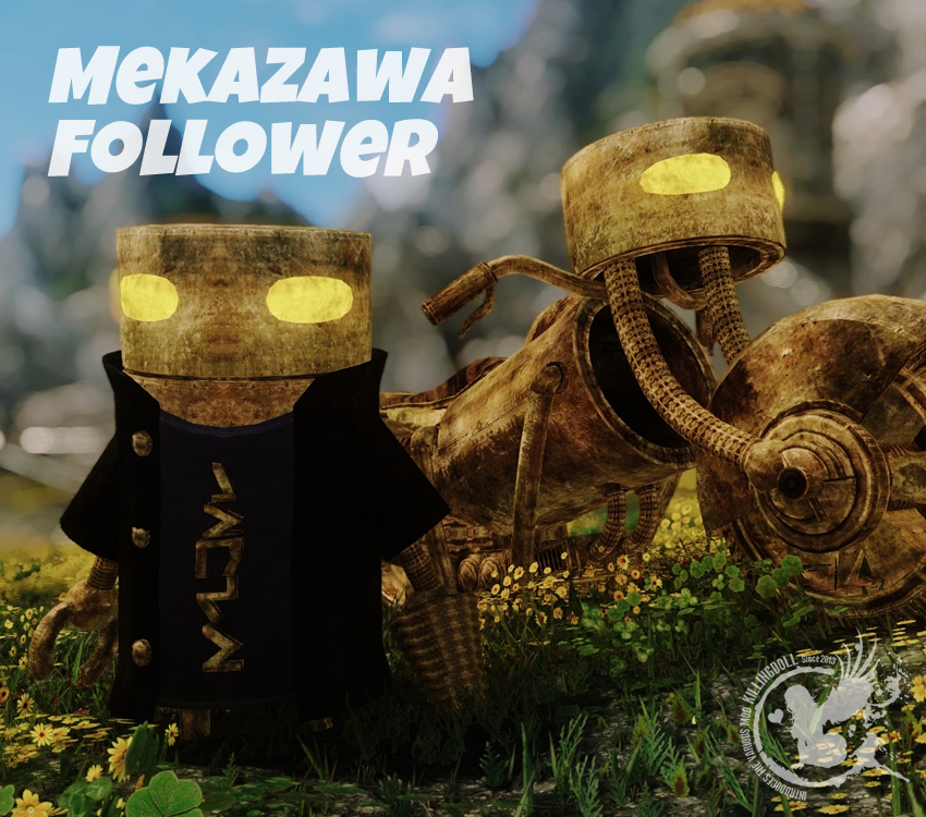 Mekazawa Follower