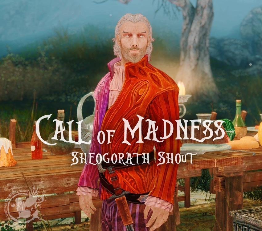 Sheogorath Shout – Call of Madness