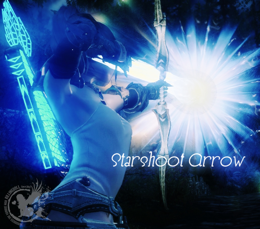 Starshoot Arrow