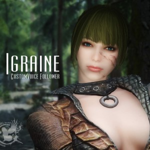 CustomVoice Follower Igraine