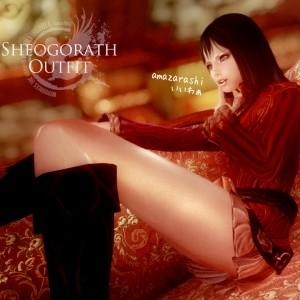 Sheogorath Outfit UNP