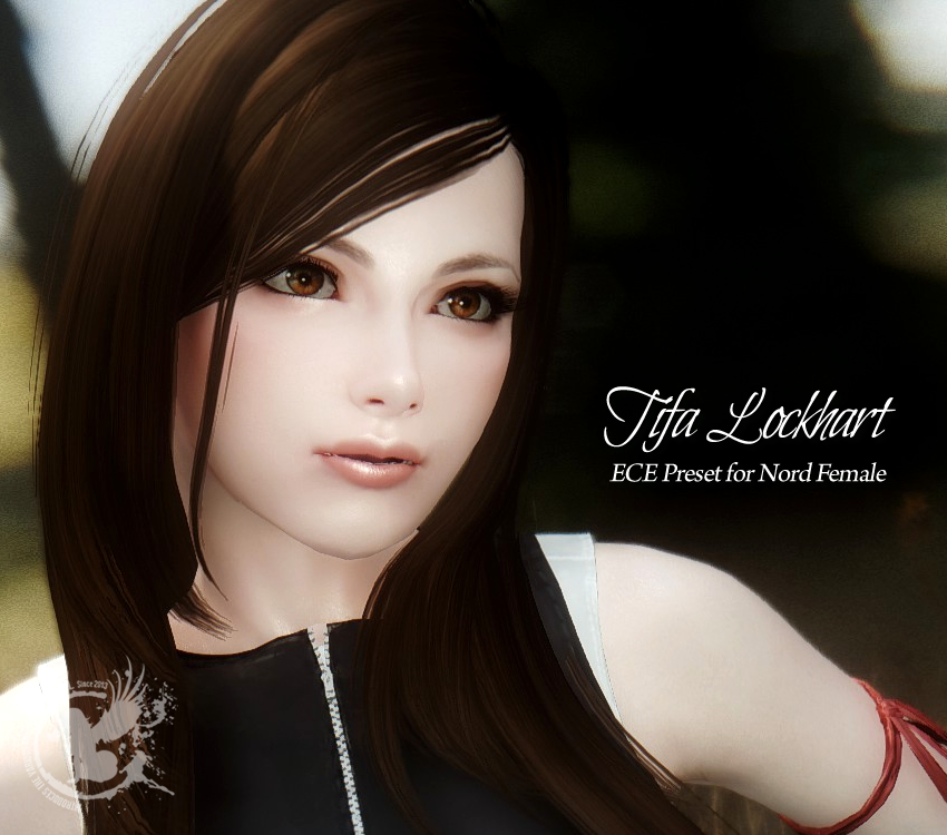 Tifa Lockhart – ECE Preset for Nord Female