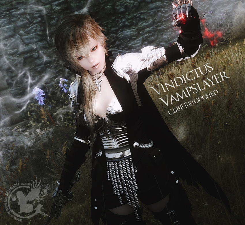 Vindictus Vampslayer CBBE Retouched