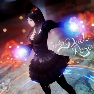 Hentai Dark Rose