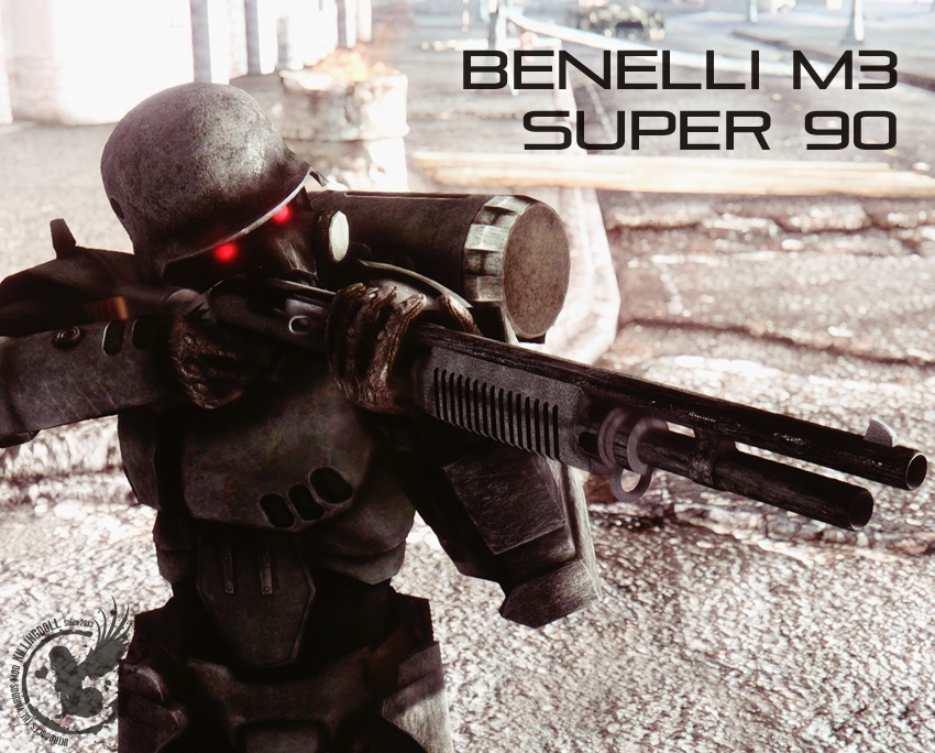 Benelli-M3-Super-90