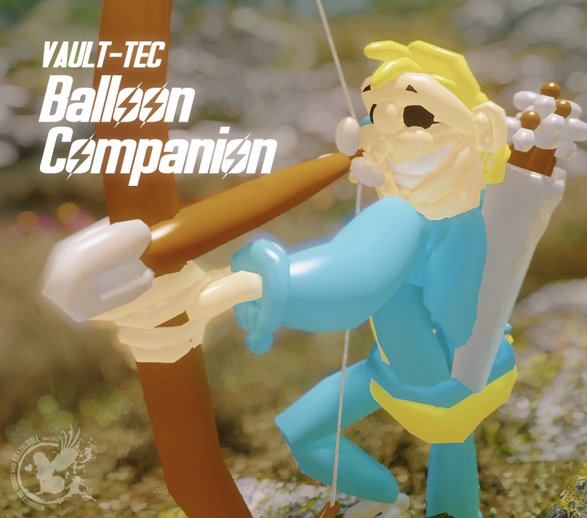 VAULT-TEC Balloon Companion