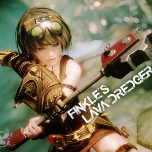 Finkle's Lava Dredger