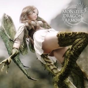 Monster Dragon Armor