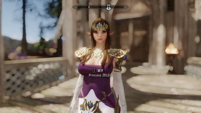 Princess-ZELDA-Armor8