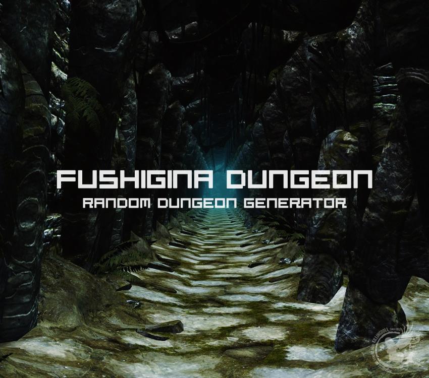 Random Dungeon Generator – Fushigina Dungeon