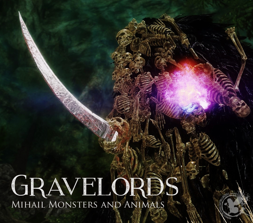 Gravelords – Mihail Monsters and Animals