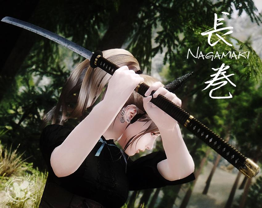 Nagamaki