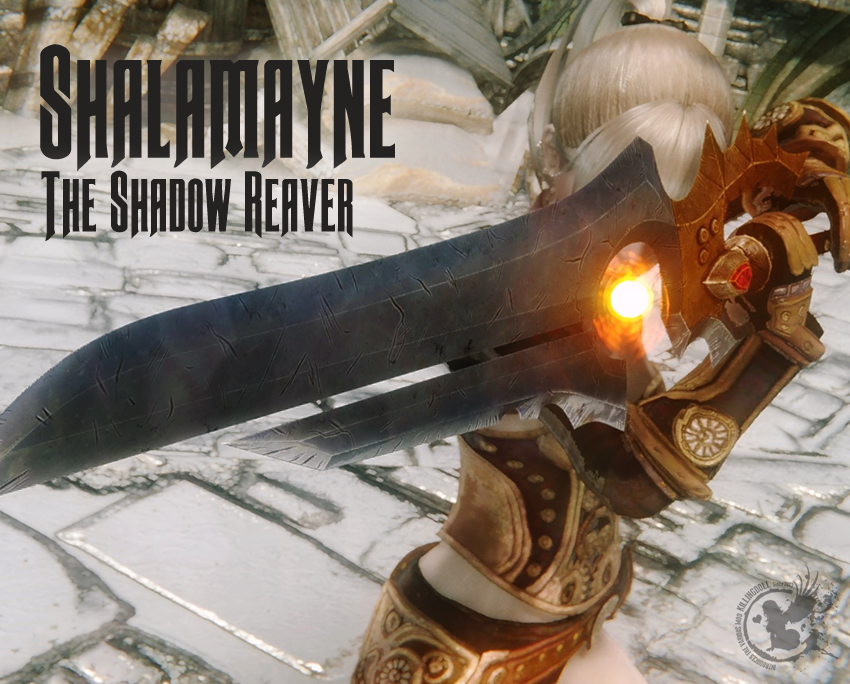 Shalamayne – The Shadow Reaver