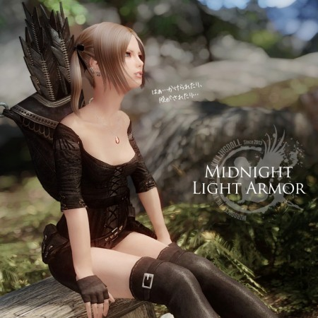Midnight Light Armor for UNP and UUNP (Mashup)