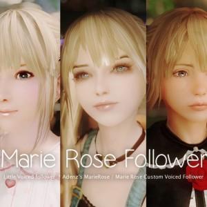Marie Rose Follower