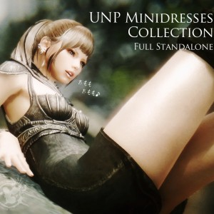 UNP Minidresses Collection Full Standalone