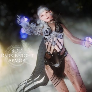 BDO Dark Knight Armor