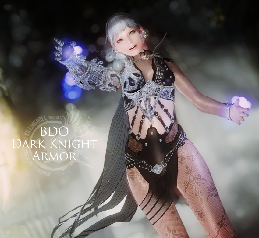 BDO Dark Knight Armor