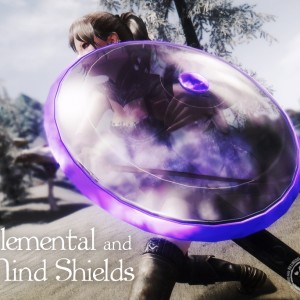 Elemental and Mind Shields