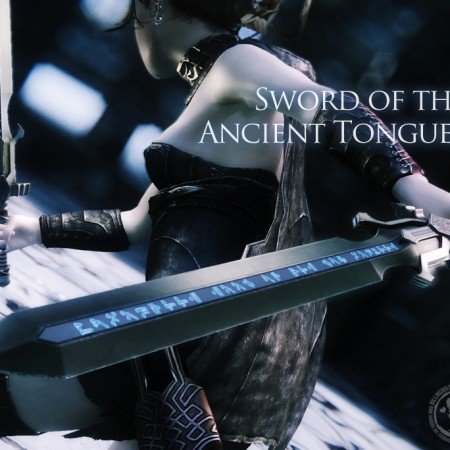 Sword of the Ancient Tongues