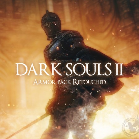 Dark Souls 2 Armor pack Retouched