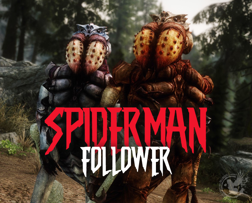SpiderManFollower