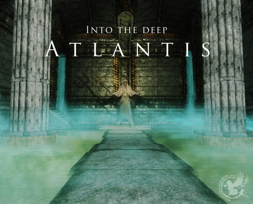 Into the deep Atlantis