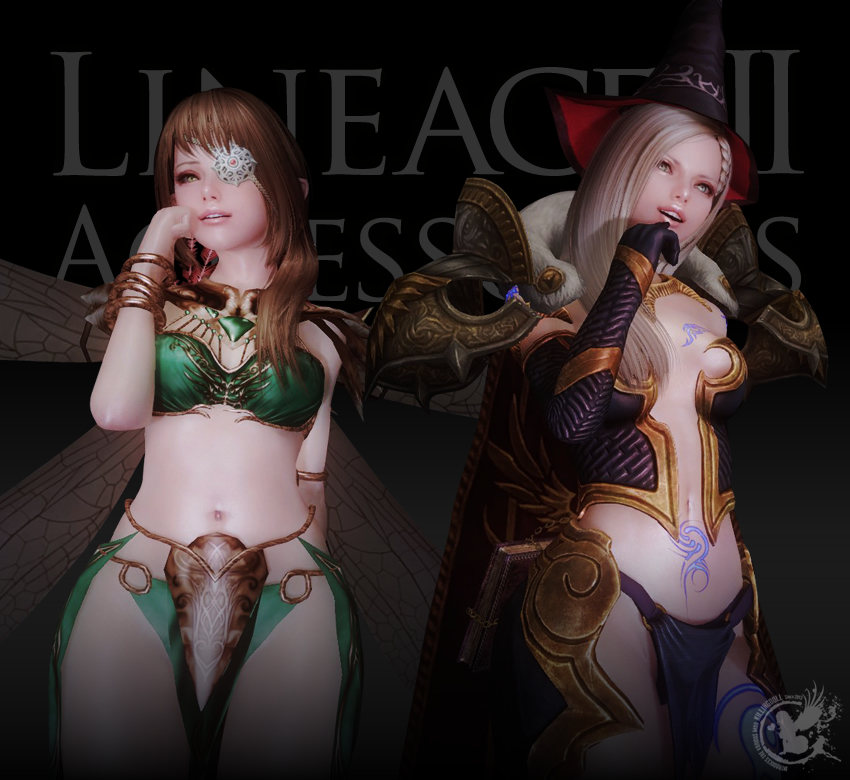 Lineage 2 Accessories