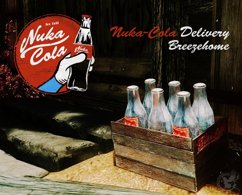Nuka Cola Delivery – Breezehome