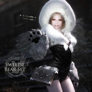 Sweetie Bear Set