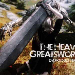 The Heavy Greatsword