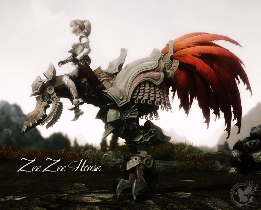 Zee Zee Horse