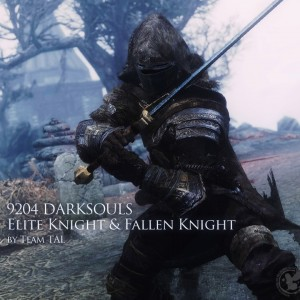 9204 DS Elite Knight & DS Fallen Knight by Team TAL