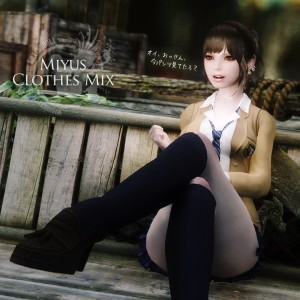 Miyus Clothes Mix